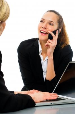 Phone IT Employment Interview